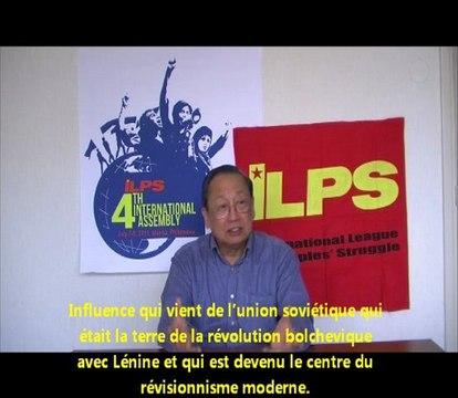 Interview José Maria  Sison Partie 1
