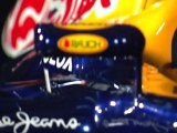 Red Bull Racing 2012 Car Launch Selects Beauty Shots RB8
