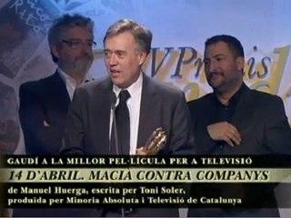 Premi a la millor tvmovie (Premis Gaudí 2012)