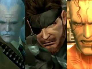 Launch Trailer de Metal Gear Solid HD Collection