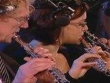 Concert de l'Orchestre symphonique de Mulhouse accompagné de Geert Chatrou à l'occasion des voeux 2012 au personnel de la Ville de Mulhouse er de Mulhouse Alsace Agglomération
