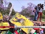 Afrique du Sud - De jeunes chomeurs en colère