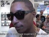 Pharrell Williams & Moncler chez Colette