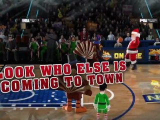 NBA JAM: ON FIRE EDITION Holiday Sizzle Video