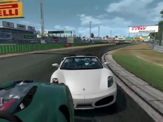 ABSOLUTE SUPERCARS Tracks Trailer