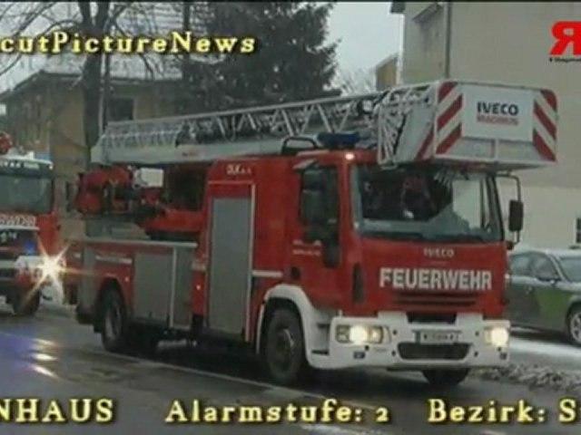 Wohnhausbrand in Weyer 9.2.2012  - UCPN