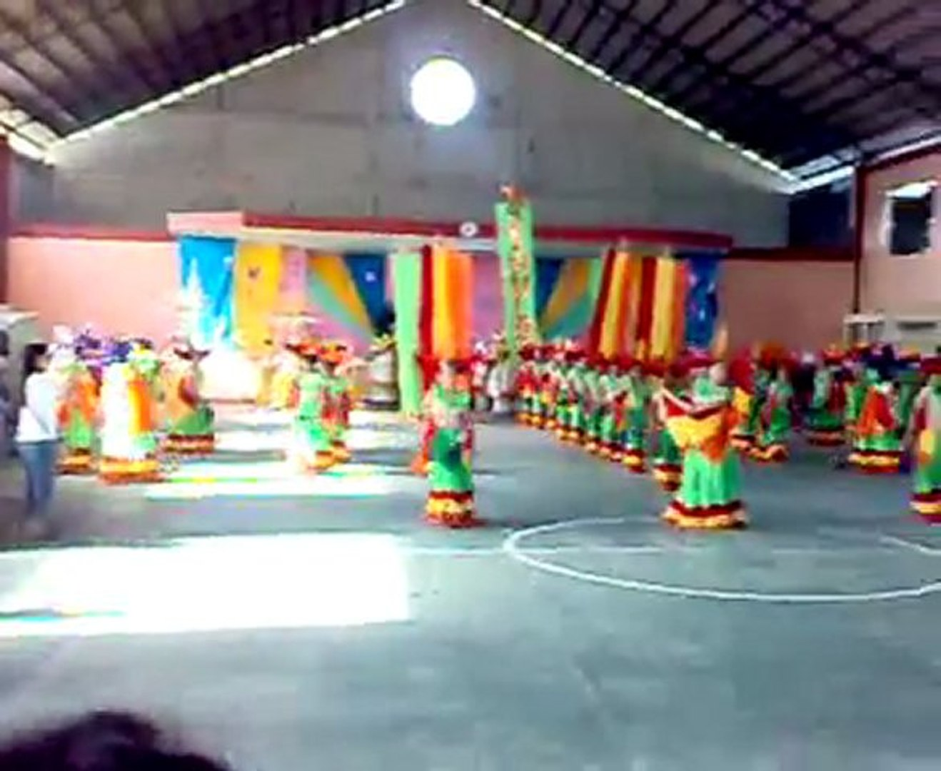 street dancing competition