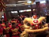 Chinese New Year Lion Dance 2012 at Novotel Hong Kong Nathan Road Kowloon