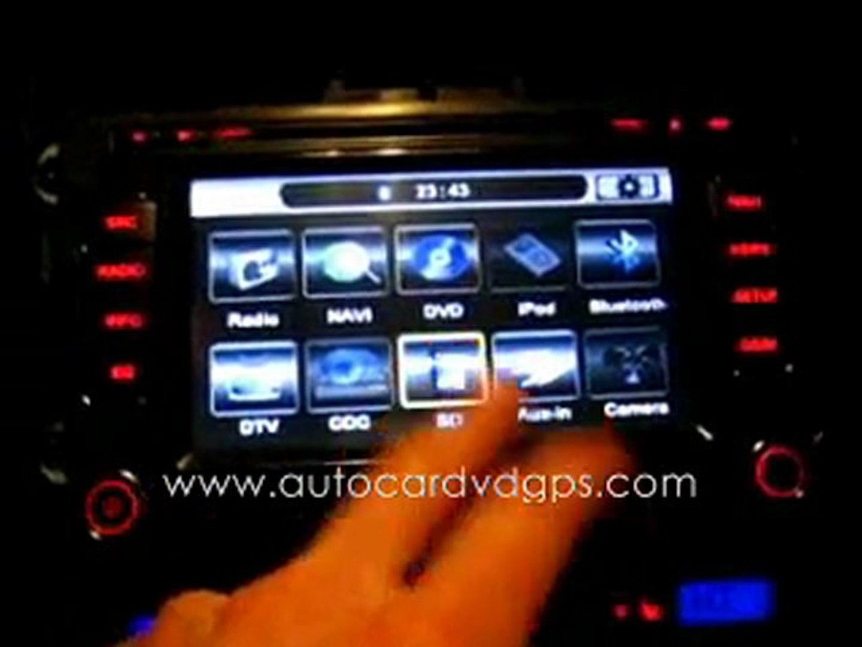 Autocardvdgps autoradio multimediale golf 5 replica rns510.avi www.autocardvdgps