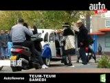 Zapping Autonews - voiture volante et Bugatti Veyron dans l'eau