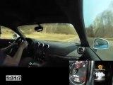Vidéo Auto Moto : un tour d'Audi TT RS à Montlhéry