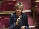 Intervention de Françoise CARTRON, question orale au gouvernement du 7 février 2012