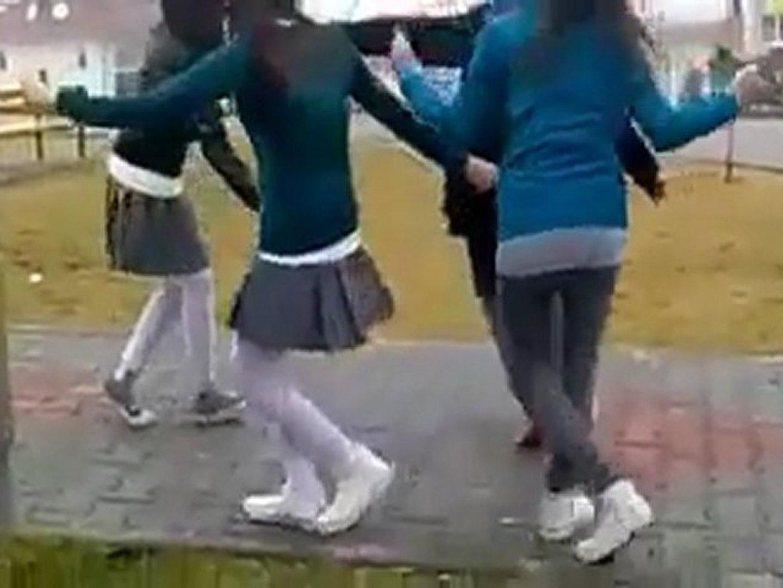 Liseli Gençler Ankara Oyun Havası