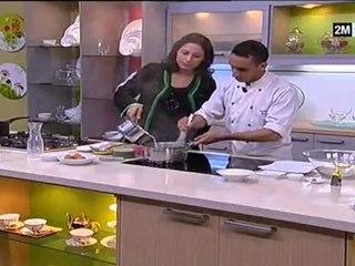 Choumicha - Recettes Beignets aux fruits et Croquettes de Fromage