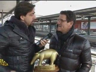 Fabio Capello given spoof award