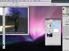 Formation Photoshop 08b par thierry Dambermont tutorial en f
