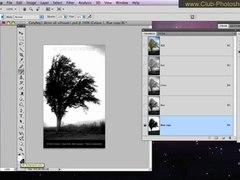 Formation Photoshop 08a par thierry Dambermont tutorial en f
