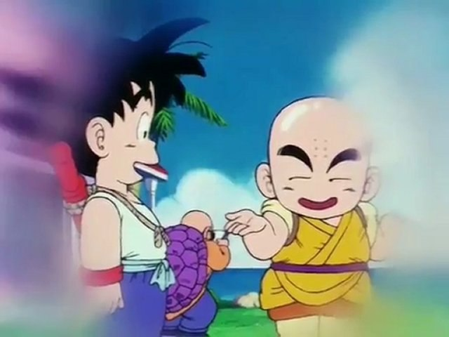 Goku - Me vengare