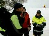 Rimini - Emergenza neve - VVF Soccorso sci Pennabilli