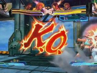 Pro Player de Street Fighter X Tekken