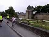 Roller randonnée les mouettes Bretagne (version longues)