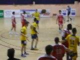 Pro D2 Handball / Massy-Semur en Auxois / 14ème journée
