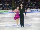 Tessa Virtue & Scott Moir - 2012 Four Continents Championships - Short Dance