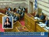 Βενιζέλος vs Παπαρήγα στη Βουλή