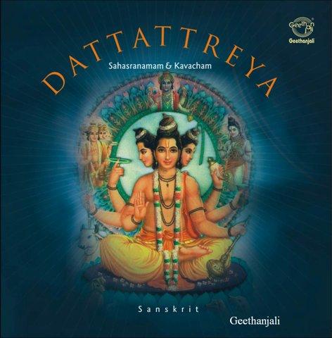 Dattattreaya Sahasranamam and Kavacham — Sanskrit Spiritual