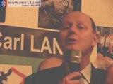Présidentielle 2012 Carl LANG candidat pour l'Union de la Droite Nationale à Marseille