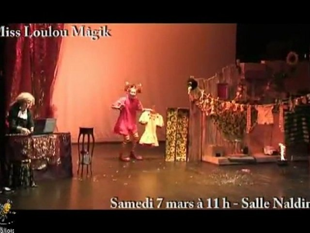 Interview TV Levallois : Miss Loulou