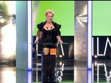 Meryl Streep wins leading actress BAFTA for The Iron Lady