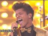 Bruno Mars_-_Runaway Baby [Live at Grammy Awards 2o12]