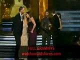 Lady Antebellum acceptance speech Grammy Awards 2012