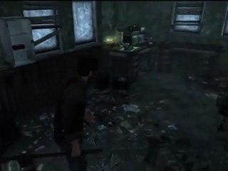 gameplay: Spoiler-free town exploration de Silent Hill: Downpour