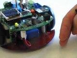 Capteurs du robot Leonard