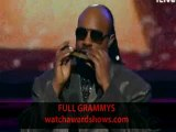 Steve Wonder Grammy Awards 2012 speech HD 54th Grammys