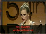 Taylor Swift Grammy Awards 2012 speech HD 54th Grammys