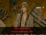 Taylor Swift Mean Grammy Awards 2012 performance HD 54th Grammys