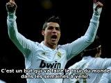 Le 4000e but du Real pour Cristiano Ronaldo
