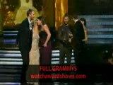 Lady Antebellum acceptance speech Grammy Awards 2012 HD 54th Grammys