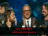 Foo Fighters acceptance speech Grammy Awards 2012 HD 54th Grammys
