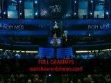 Bon Iver Best New Artist acceptance speech Grammy Awards 2012 HD 54th Grammys