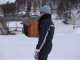 ski collège VdT les Orres janvier 2006