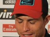 """Deportes: Fútbol; Real Madrid, Cristiano: """"No me fío, todavía faltan muchos partidos"""""""