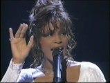 Presentación de Whitney Houston en los Grammys de 1994