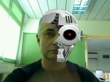 ephemeral8's Webcam Video from February 13, 2012 05:54 AM me as terminator
