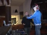 The Fencer : New Year's Eve battle vs DJ Kheops (iam) & Gwladys Épangue (taekwondo)