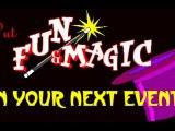 Spectacle de magie et de cirque de Tommy Stevens et Ludivine Pauwels