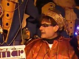 Taranto : la gran festa del carnevale